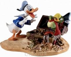 Walt Disney Classics Collection Donald and Yellow Beak: Pirate Gold