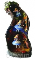 Walt Disney Classics Collection Alice and Dinah: Down the Rabbit Hole