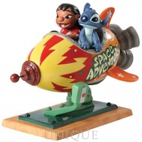 Walt Disney Classics Collection Lilo & Stitch: Storefront Spaceship