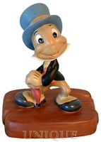 Walt Disney Classics Collection Cricket's the Name - Jiminy Cricket