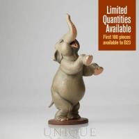 Walt Disney Archives Collection Fantasia Elephant Maquette