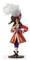 Walt Disney Showcase Collection Captain Hook Masquerade