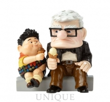 Walt Disney Showcase Collection Carl and Russell From UP