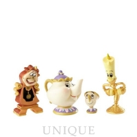 Walt Disney Showcase Collection Enchanted Objects set