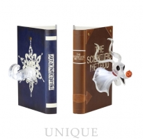 Walt Disney Showcase Collection Light Up Zero Bookends