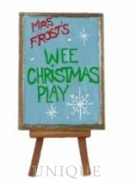 Wee Forest Folk Wee Christmas Easel