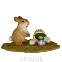 Wee Forest Folk Oopsy Bunny!