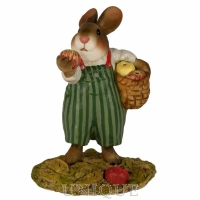 Wee Forest Folk Johnny Apple Bunny