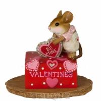 Wee Forest Folk Her Secret Valentine Box