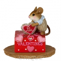 Wee Forest Folk His Secret Valentine Box
