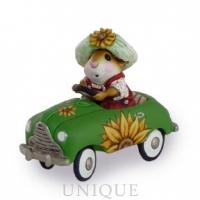 Wee Forest Folk Summer Sunflower Pedal Pusher
