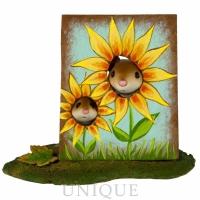 Wee Forest Folk Sunflower Smiles*