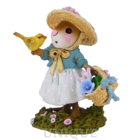 Wee Forest Folk Sweet Songbird