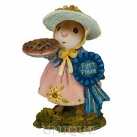 Wee Forest Folk First Prize Pie*