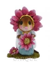 Wee Forest Folk Little Miss Pink Petals