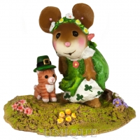 Wee Forest Folk Kitty O'Cat*