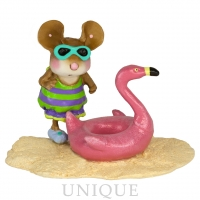 Wee Forest Folk Fun Floatie - Flamingo*