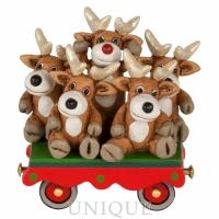 Wee Forest Folk Team Rudolph