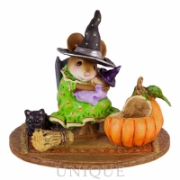 Wee Forest Folk Halloween Lullaby