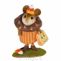 Wee Forest Folk Halloween Cupcake Treat