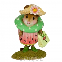Wee Forest Folk Watermelon Cupcake Treat*