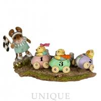 Wee Forest Folk Racey Chicks
