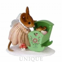 Wee Forest Folk Lullaby Angel