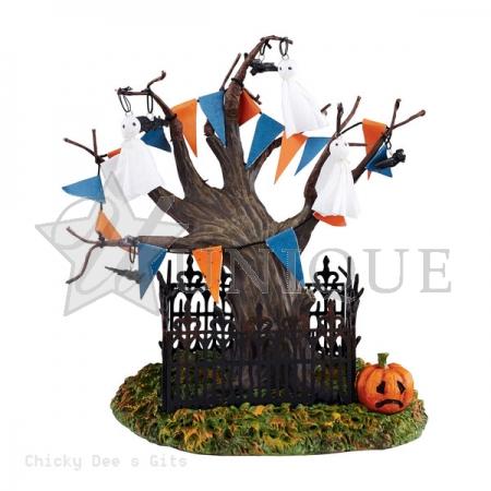 Halloween Town Tree