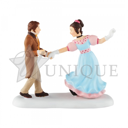 A Dance With Belle