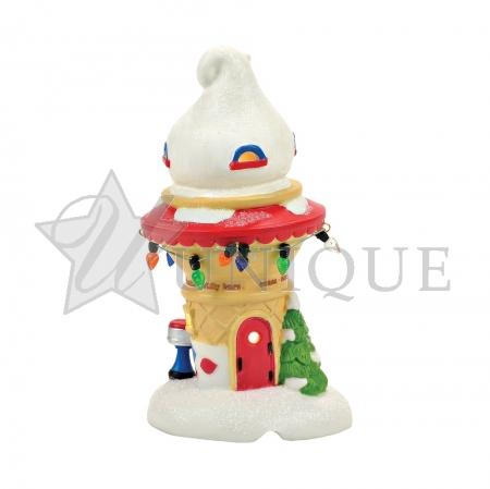 Santa's DQ Cone House