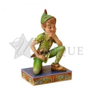Peter Pan Personality Pose