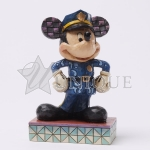 Policeman Mickey Officer Friendly