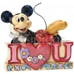 Mickey I Love You