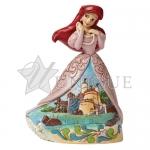 Ariel with Castle Dress