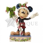 Mickey Mouse with Candy Cane