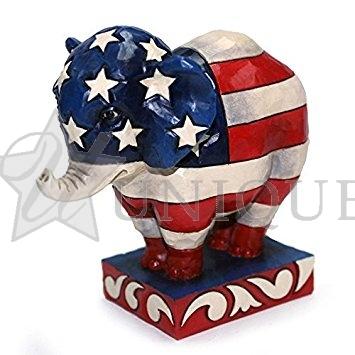 Patriotic Elephant