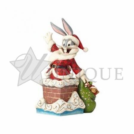 Santa Bugs Bunny