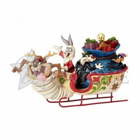 Looney Tunes Sleigh Ride
