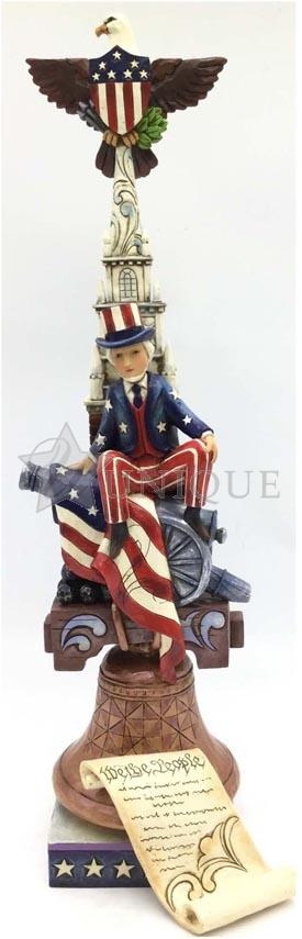 Stacked Patriotic Pride