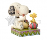 Snoopy & Woodstock Easter Eggs