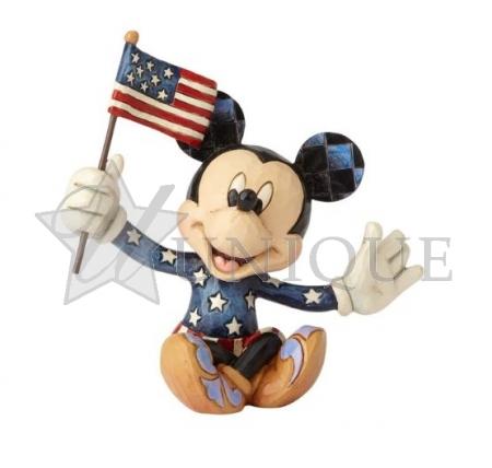 Mini Patriotic Mickey
