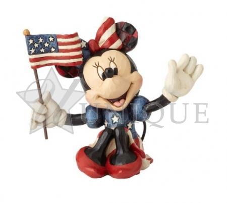 Mini Patriotic Minnie