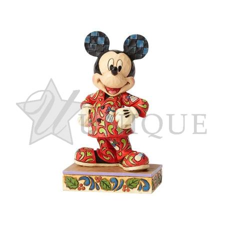 Mickey in Christmas Pajamas