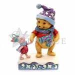 Winter Pooh and Piglet
