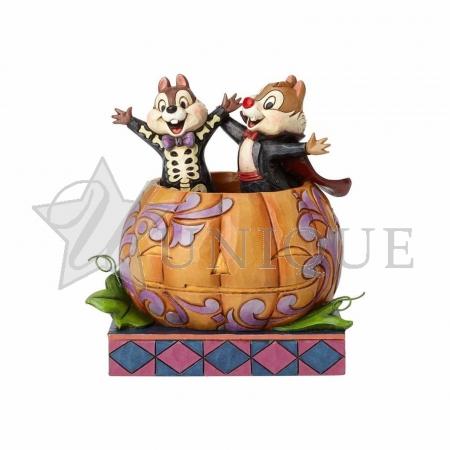 Chip & Dale in Pumpkin