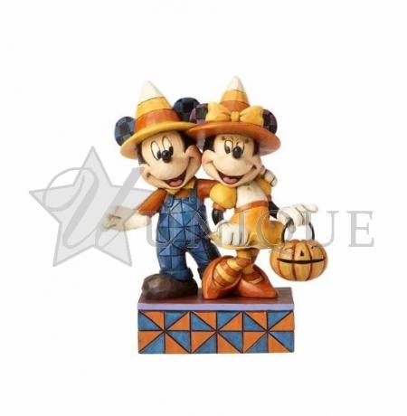 Candy Corn Mickey and Minnie