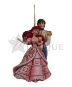 Ariel and Prince Eric Ornament