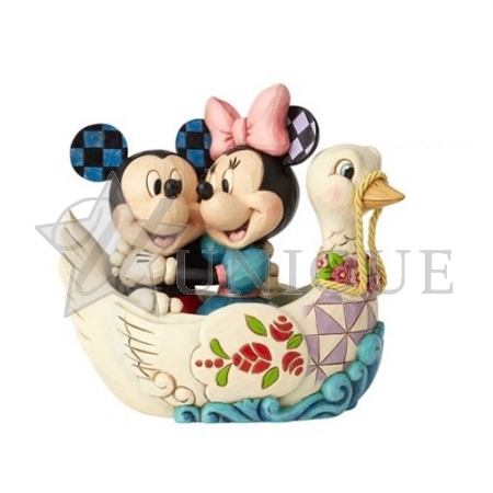 Mickey & Minnie in Swan