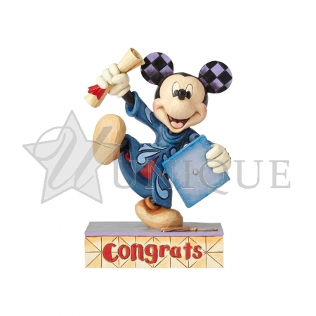 Graduation Mickey (Personalize)