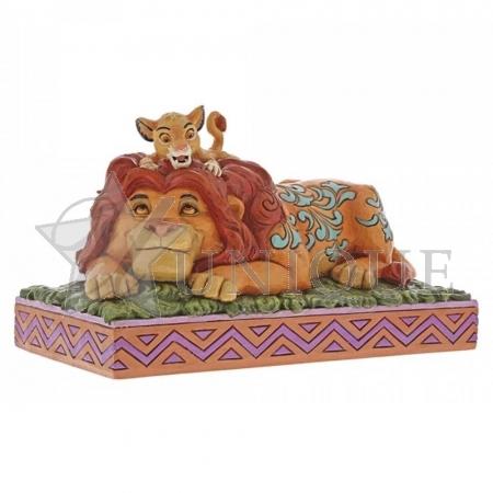Simba & Mufasa The Lion King